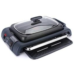 Tefal Excelio Comfort Grill TG8000 Grill and Saute Pan 220V