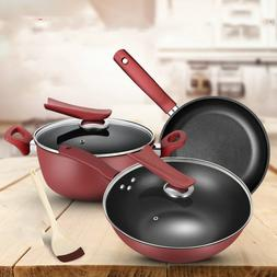 <font><b>Cookware</b></font> pot combination pot non-stick p