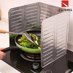 <font><b>Kitchen</b></font> Stove Foil Plate Prevent Oil Spl