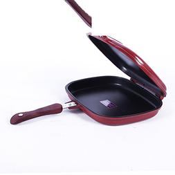 Fry pans,Non stick frying pans Double-sided Multi-functional