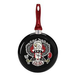 Guy Fieri Fry Pan 9.5 Inch Decorated with Eagle Design