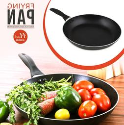 "Fry Pan Non Stick Induction Bottom 11"" Aluminum Cookware Gre"