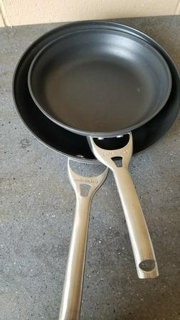 fry pan set contemporary non stick 10