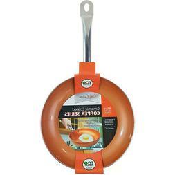 Chef's Cuisine - 9.5 Inches Copper Frying Pan - Ceramic Coat