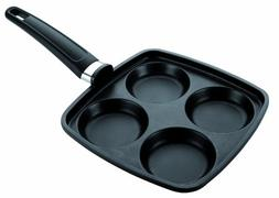 Tescoma Premium 22 x 22 cm Frying Pan with 4 Dimples