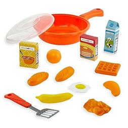 frying pan playset
