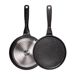 CUCUCU Frying Pan Steak Frying Pan Non-Stick Frying Pan Fryi