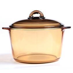 Endureglass 3.0 L Glass Cookware-NewVersion-Safe for the dis
