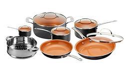 Gotham Steel 1471 Kitchen Nonstick Frying Pan and Cookware S