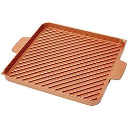 """Copper Chef 12"""" Grill"""