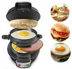Hamburger Maker Burger Cooker Baking Machine Sandwich Maker