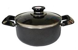 Modin Hard-Anodized Aluminum Sauce Pot,Nonstick Cookware,wit