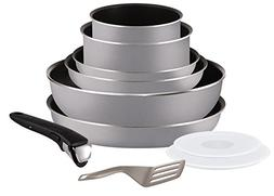 Tefal Ingenio 5??Essential Set of 10??Pieces??-??Grey??-??l2