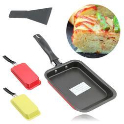 Mini TAMAGOYAKI Frying Pan Egg Roll Sushi Omelette Square Re