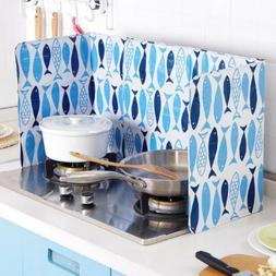 Kitchen anti splatter shield guard cooking frying pan oil sp