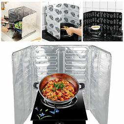 kitchen anti splatter shield guard cooking frying