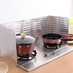 Kitchen Cooking Anti Splatter Shield Guard Frying Pan Oil Sp