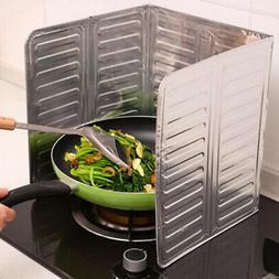 Kitchen Cover Anti Splatter Shield Guard Cooking Frying Pan