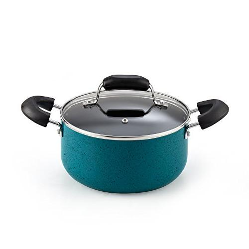 Cook 12-Piece Stay Cool Turquoise Set