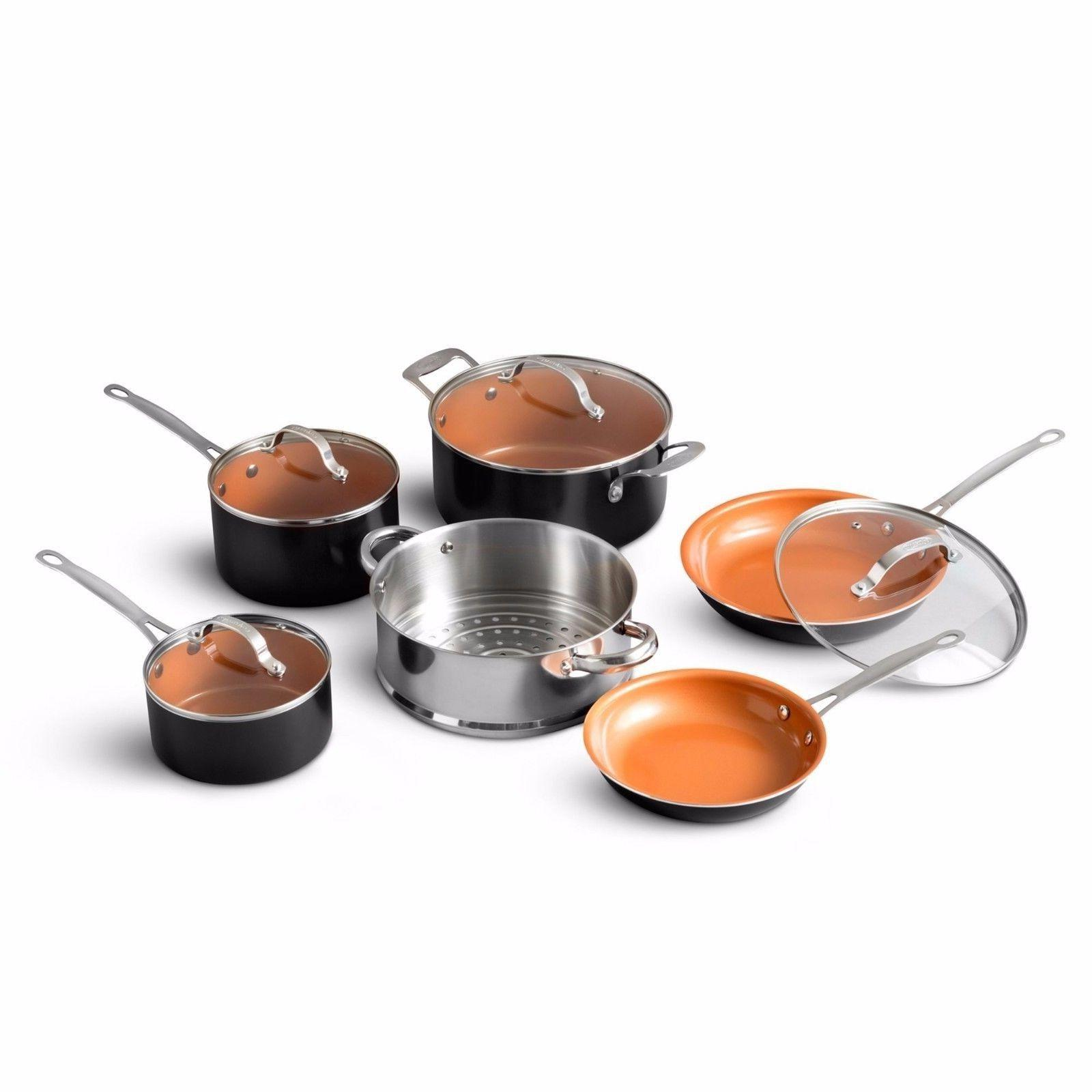 Frying And Set Pan