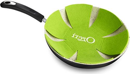 """12"""" Pan 100% APEO Stone-Derived Non-Stick Germany"""
