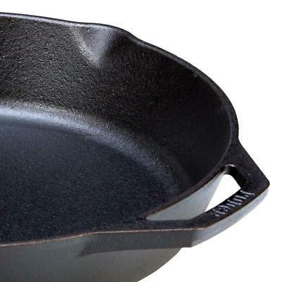 Lodge 12 Durable Cookware Kitchen