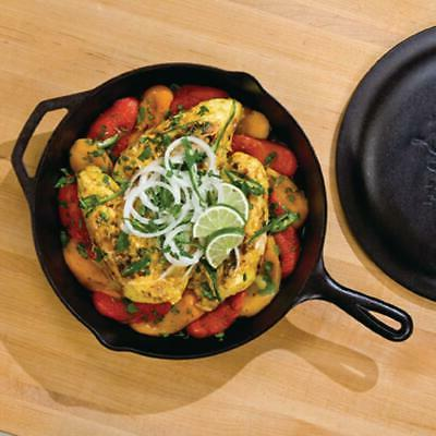 Lodge in. Iron Skillet Handle Durable Kitchen
