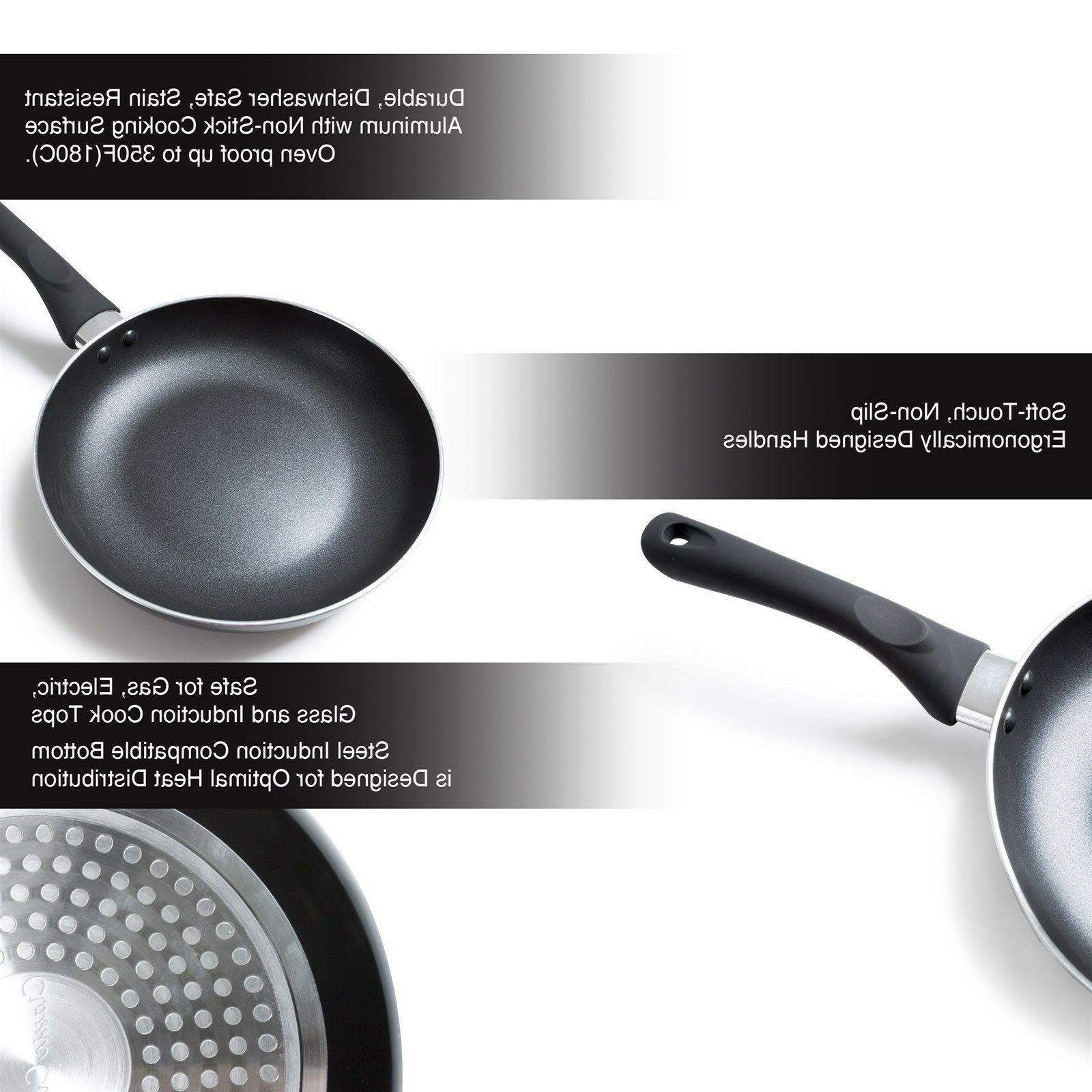 12 Non Frying Pan Safe Electric