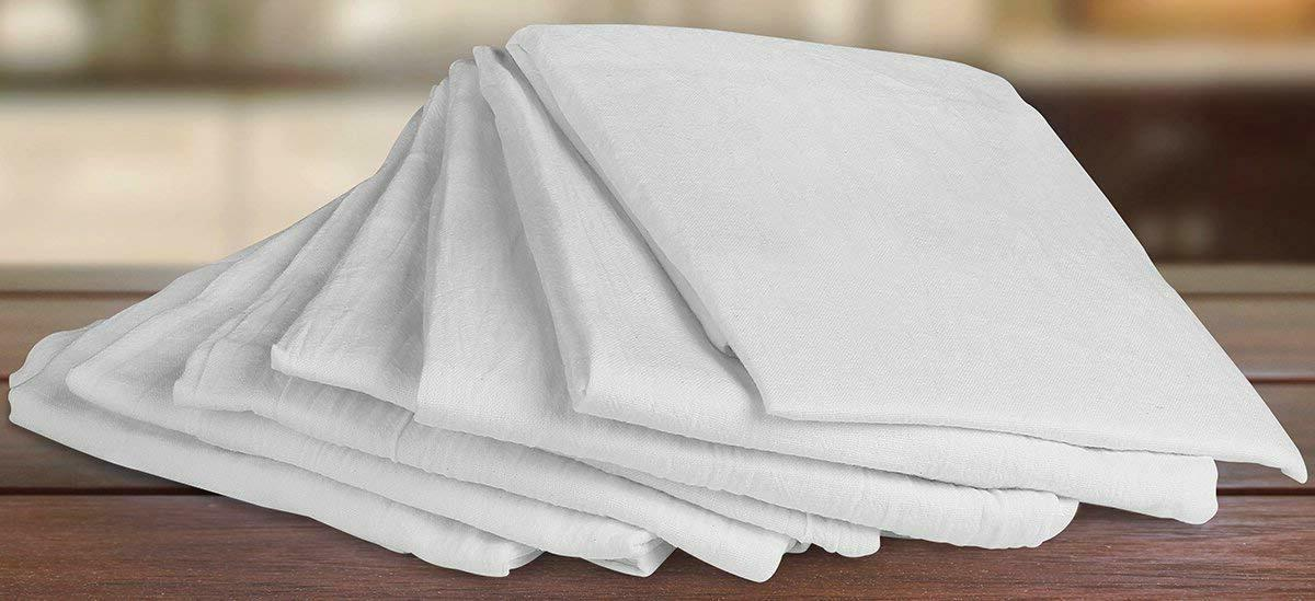 Utopia Flour-Sack Towels100% Pure
