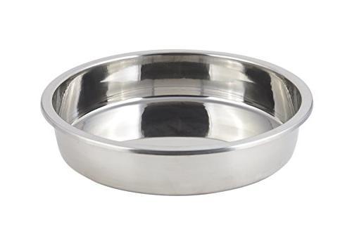 12001 stainless steel food pan