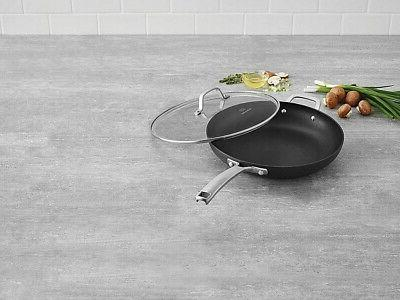 Calphalon 1932340 Omelette SAUTÉING With Cover 12-inch
