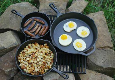 3 Pieces Cooking Broil