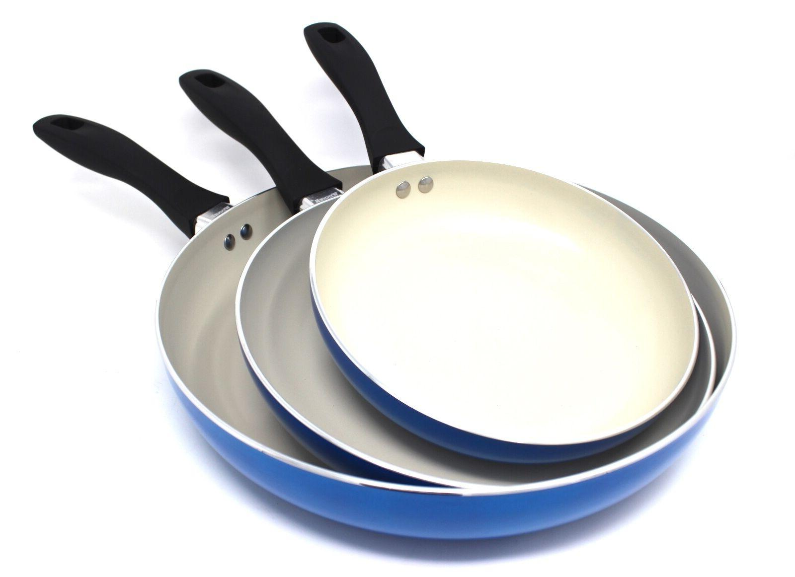 CONCORD Stick Eco Frying Cookware