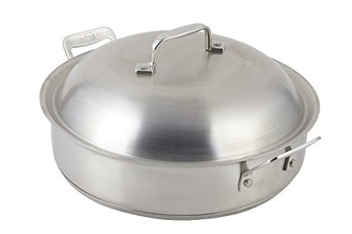 60001 stainless steel induction bottom