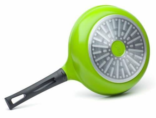 Ozeri 10, 12-Inch Green Nonstick