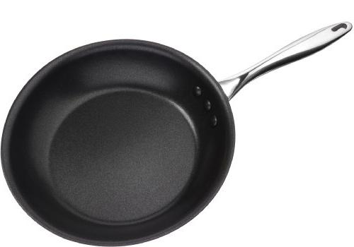 8 Stainless Pan Ozeri, with Coating developed USA