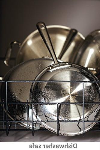 All-Clad 41126 Fry Lid, Dishwasher Safe Bonded, Silver