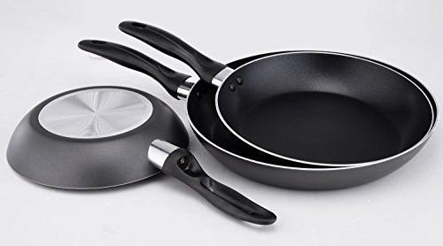 Aluminum Nonstick Set - Pan/Frying pan Dishwasher by Utopia