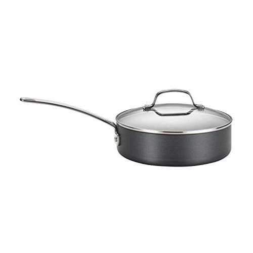 Circulon Genesis Hard-Anodized Nonstick 10-Piece Cookware