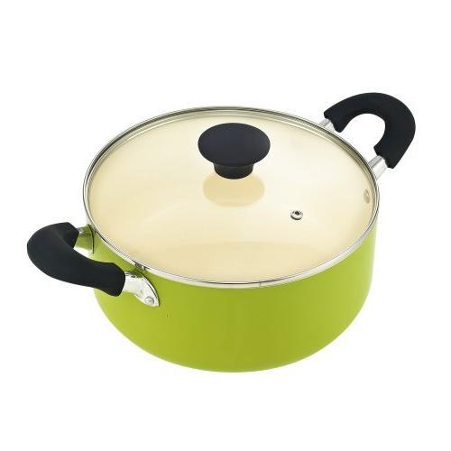 Cook Home NC-00358 Nonstick Cookware Green