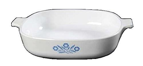 Corning Ware Cornflower Blue Skillet / No Lid
