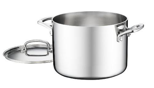 Cuisinart FCT66-22 French Classic Tri-Ply Stainless 6-Quart