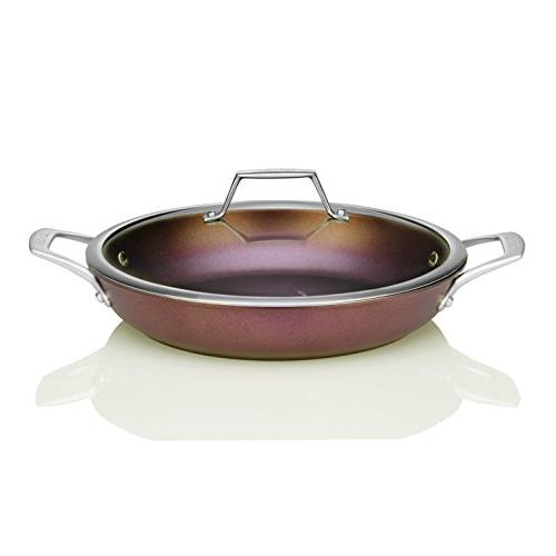 TECHEF - Art Pan Collection / 12 Inch Everyday Pan with Lid,