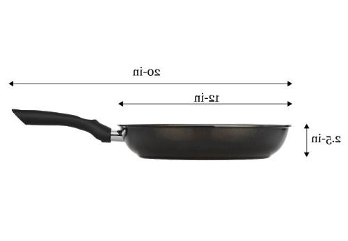 "TeChef - Pan 12"" Frying with DuPont Teflon - Colour Collection Non-Stick"