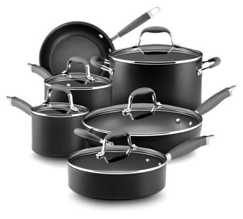 Advanced 11-Piece Cookware Set