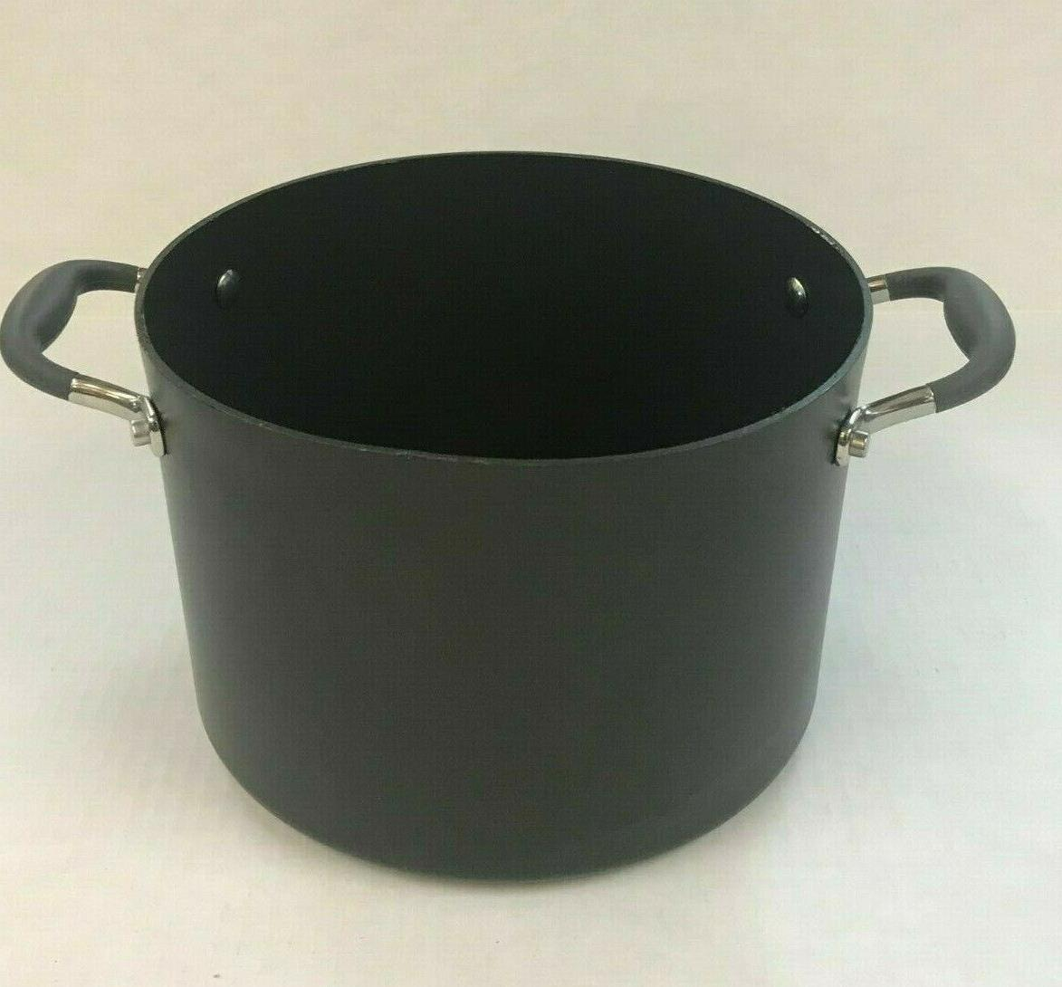 advanced hard anodized aluminum cookware