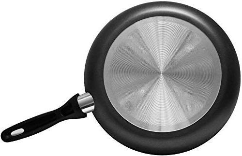 Aluminum Frying Set Pan New