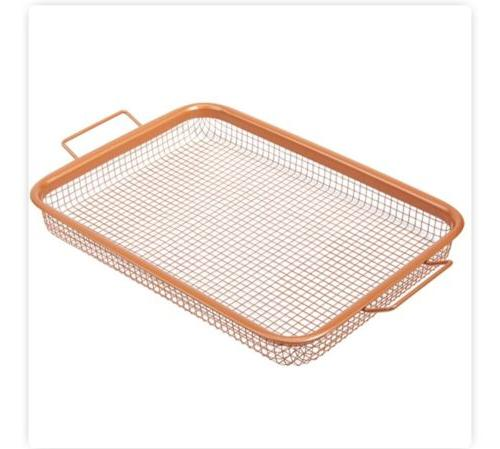 Copper Chef Crisp Pan Non-Stick Air Frying