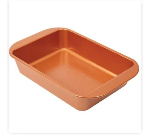 Copper Chef Bake Pan Air Frying