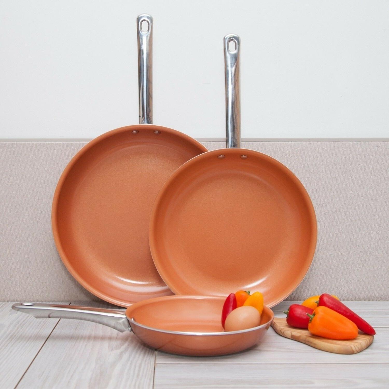 best nonstick frying pan set commercial fry